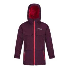 Columbia Girls' Titanium Empowder Omni-Heat™ Insulated Jacket