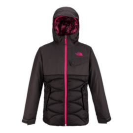 The North Face Girls' Carly Insulated Winter Jacket