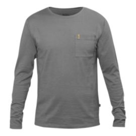 Fjällräven Ovik Men's Long Sleeve Tee