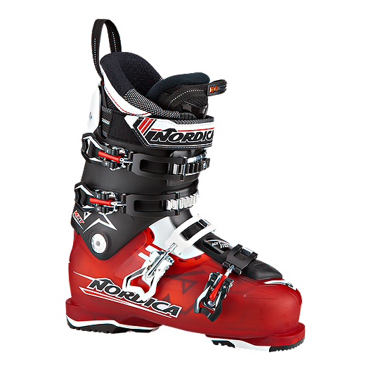 7f00affff1eb Nordica NXT 110 Men s Ski Boots 2016 17