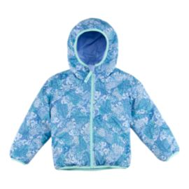The North Face Toddler Girls' 4-6X Perrito Reversible Winter Jacket