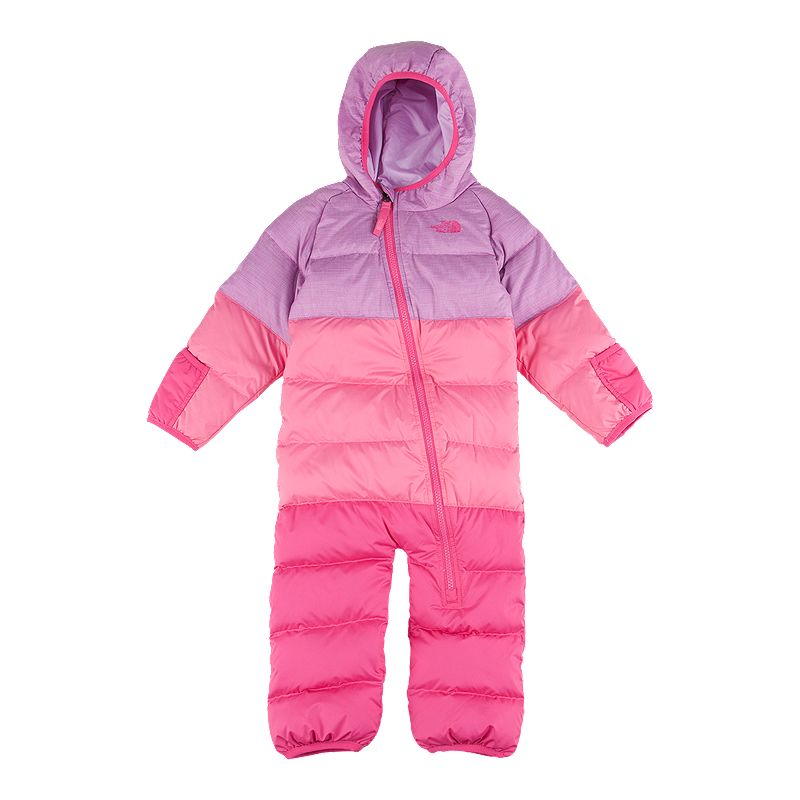 The North Face Baby Lil' Snuggler Down Snowsuit (190284391953) photo