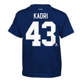 Toronto Maple Leafs Little Kids' Nazem Kadri Name & Number T Shirt