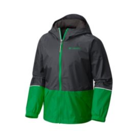 Columbia Hot On The Trail Kids' Rain Jacket