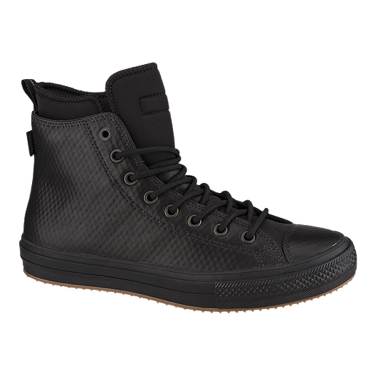 Converse Men s CT II (Leather) Casual Boots - Black  64c752374
