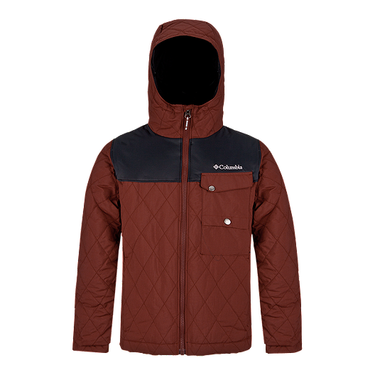 6d58d62bc Columbia Boys  Lookout Cabin Insulated Winter Jacket