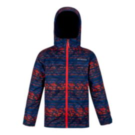 Columbia Boys' Wrecktangle Omni-Heat™ Insulated Winter Jacket