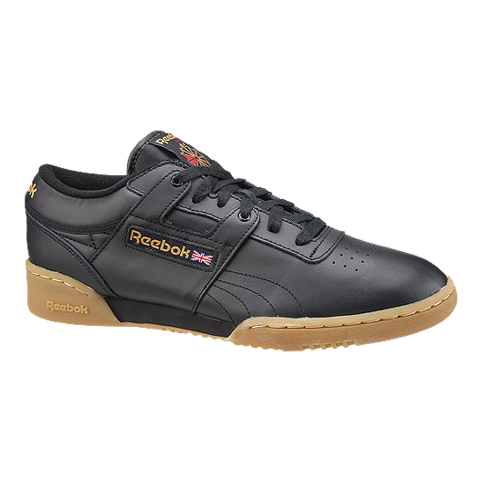 ad3fd8a3a10307 Reebok Men's Workout Low Shoes - Black | Sport Chek