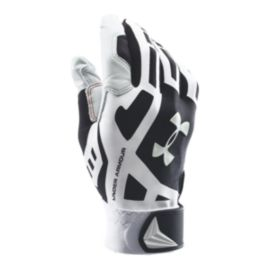 Under Armour Cage Adult Glove - Black
