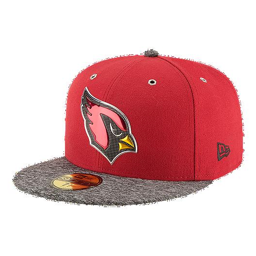 e22e4abafd2cbc Arizona Cardinals 2016 59FIFTY Draft Cap | Sport Chek