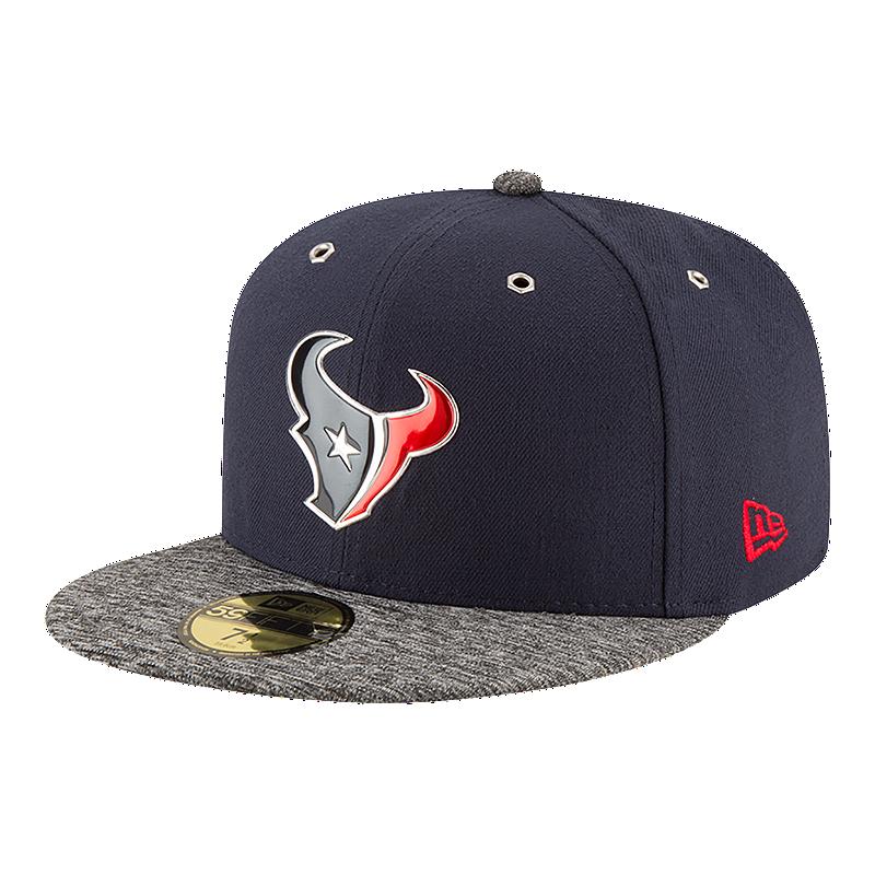 Houston Texans 2016 59FIFTY Draft Cap  f382375219c