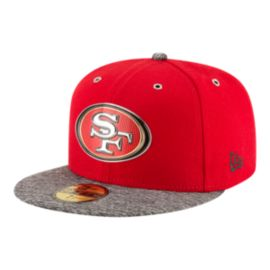 San Francisco 49ers 2016 59FIFTY Draft Cap