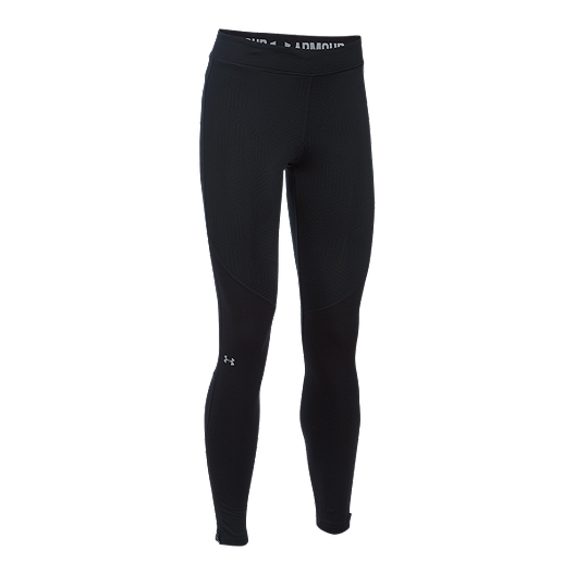 2c1591cc5fbf6 Under Armour Women's Armour ColdGear Elements Storm Tights | Sport Chek