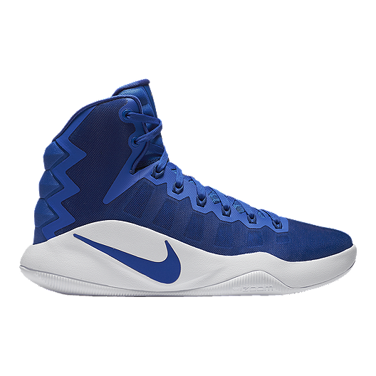detailed look 1c846 ea997 Nike Women s Hyperdunk 2016 Basketball Shoes - Royal White   Sport Chek