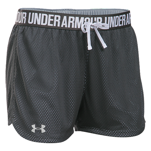 save up to 60% 2019 hot sale select for authentic Under Armour Women's Play Up Mesh Shorts | Sport Chek