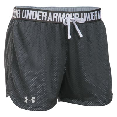 Under Armour Women's Play Up Mesh Shorts