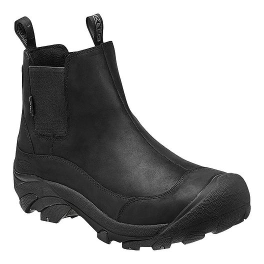 297ca5d323d Keen Men's Anchorage Boot II Waterproof Winter Boots - Black | Sport ...