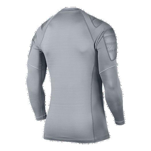 24bacc117546e Nike Pro Hyperwarm Aeroloft Men's Long Sleeve Top | Sport Chek