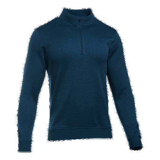 9b108938a056 Under Armour Storm Sweaterfleece Men's ¼ Zip Top
