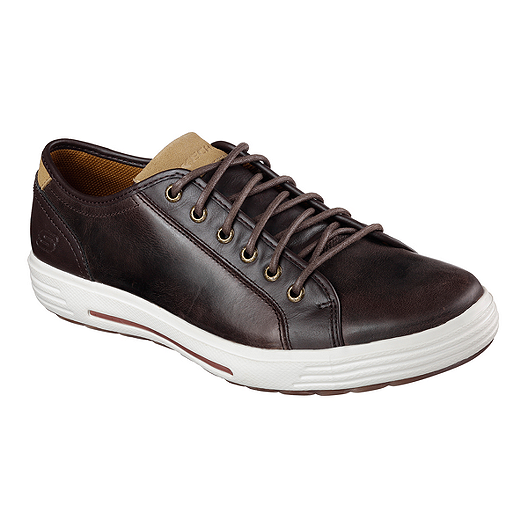 1a1711f19d51 Skechers Porter Leather Men s Casual Shoes
