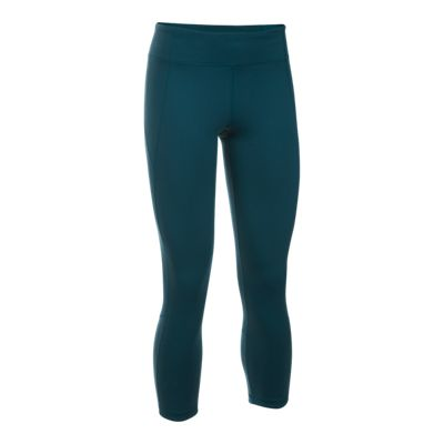Under Armour Women's Studio Mirror Crop Tights