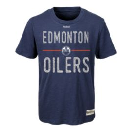 Edmonton Oilers Descendant Slub Youth Tee
