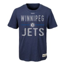Winnipeg Jets Kids' Descendant Slub T Shirt