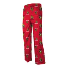 Ottawa Senators Printed Kids' Pajama Pants