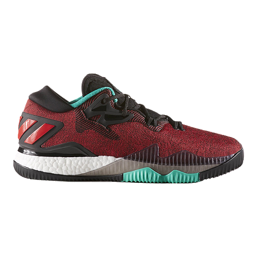 860ead273c08 5ad2d 2303b  top quality adidas mens crazylight boost low pe harden  basketball shoes red black 0bd8c ee13d