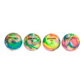 Bauer Multicoloured Hockey Ball - Case of 4