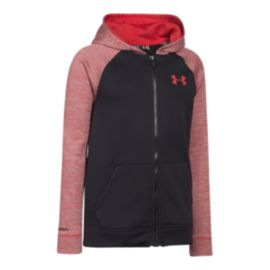 Under Armour Storm Armour&reg&#x3b; Fleece Mag-Zip Boys' Hoodie