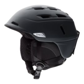Smith Camber Matte Black Men's Ski Helmet - 16/17