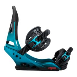 Burton Cartel Men's Snowboard Bindings 2016/17