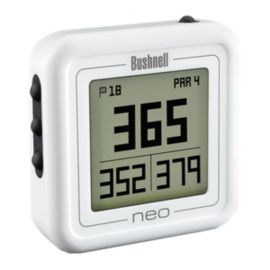 Bushnell NEO Ghost GPS - White