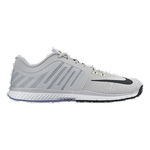 e4c0ef4da158 Nike Men s Zoom Speed TR 3 Training Shoes - Grey Black
