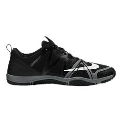 9e870cef6 image of Nike Women s Free Cross Compete Training Shoes - Black Grey with  sku