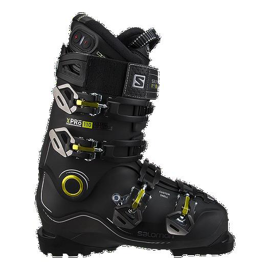 Ski Custom Salomon X Pro Boots Heat 201718 Men's RAj3q5Lc4