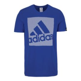 adidas Tentro Graphic Men's Short Sleeve Tee