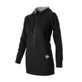 New Balance Half-Zip Hooded Women's Long Sleeve