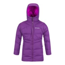 Columbia Girls' Glam Her Long Down Jacket