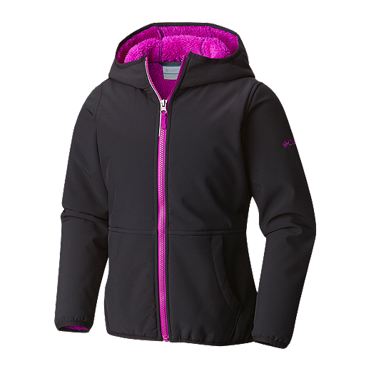 51bd8856 Columbia Girls' Winter Whirl Softshell Jacket | Sport Chek