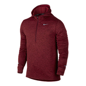 Nike Therma Sphere Element Men's Reflective Half Zip Hoodie