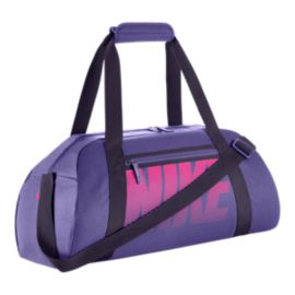 Nike Women's Gym Club Duffel Bag - Purple