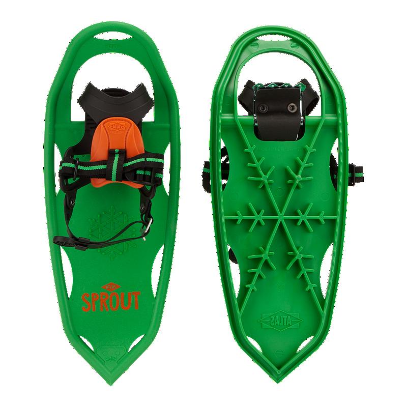 atlas junior sprout 17 inch snowshoes green sport chek. Black Bedroom Furniture Sets. Home Design Ideas