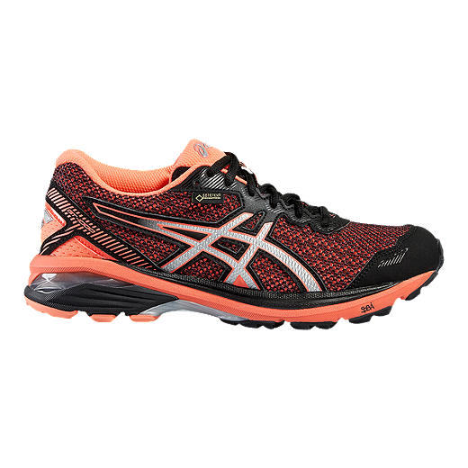 Official site ASICS Women's GT 1000 5 Running Shoes Womens Blue/Pink ASICS Womens Athletic Sneakers/Running