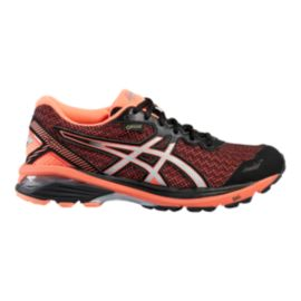 ASICS Women's GT-1000 5 GTX Running Shoes - Pink/Black