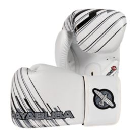 Hayabusa Ikusa Charged 16oz. Boxing Gloves - White