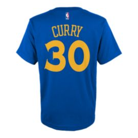 Golden State Warriors Steph Curry Game Time N&N Youth  Tee