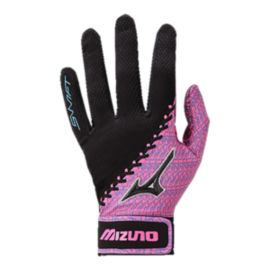 Mizuno Swift Women's Batting Glove - Pink/Blue