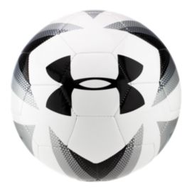 Under Armour 395 Desafio Size 5 Soccer Ball - White/Steel